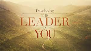 Discipleship/Leadership Training Class